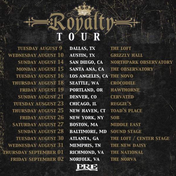 Royalty Tour Memphis
